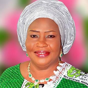 Dr (Mrs) Gloria Shoda (MNI)